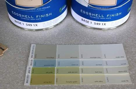 How to choose exterior paint colors | Interior & Exterior House Painting | Scoop.it