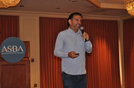 GOOGLE'S JAIME CASAP ON CLASSROOM INNOVATION - Arizona Education News Service | Innovation in Skill Development Initiatives in India | Scoop.it