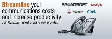 Hosted PBX & SIP trunking solutions in Kitchener, ON | Technology Today | Scoop.it