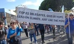 Don't let Paris attacks stop COP21 climate change deal, Obama urges | Climate Agreement News | Scoop.it