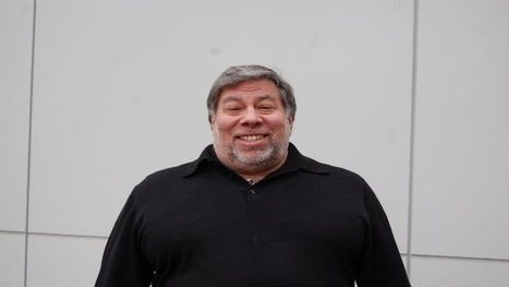 Apple co-founder Steve Wozniak suggests the future for smart watch technology | Information Technology and Watchs | Scoop.it