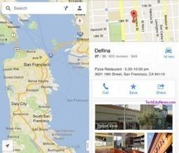 Google Announces iPad Maps app | New Tech News | Scoop.it