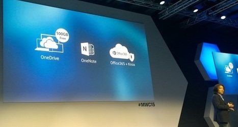 Samsung-Microsoft deal will bundle Office 365 with Android Knox | Social Sharepoint | Scoop.it