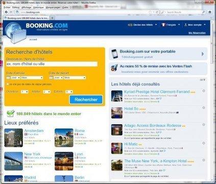 Booking.com premier acheteur tourisme sur Google | Chambres d'hôtes et Hôtels indépendants | Scoop.it