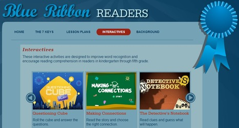 Blue Ribbon Readers | Sharing Technology for Teachers | Scoop.it