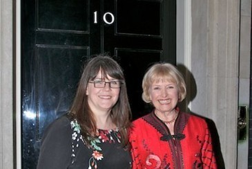An evening at Downing Street for Breast Cancer Campaign  – Telegraph Blogs | Breast Cancer News | Scoop.it