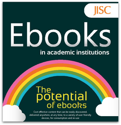 The Challenge of Ebooks | Ebooks & digital textbook accessibility | Scoop.it