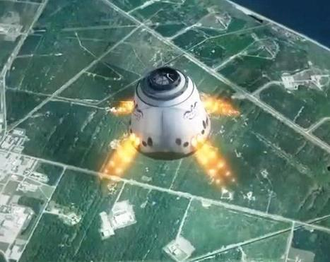 Elon Musk's SpaceX Plans DragonFly Landing Tests - NBC News | leapmind | Scoop.it