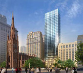 Pelli Clarke Pelli Architects selected to design building for Trinity Wall Street | Premium News | News Media and Press Releases | Scoop.it