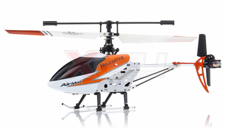 Double Horse 9103 Metal Helicopter 3 Channel RTF + Transmitter with Gyro (Orange) RC Remote Control Radio 67H-9103-Orange | Territorio | Scoop.it
