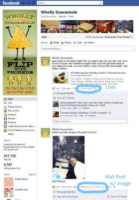 5 Simple Steps to Prepare Your Facebook Fan Page for the Unexpected | brave new world | Scoop.it