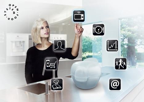 La cuisine hyper-connectée est désormais une réalité | les enjeux des opérateurs télécom en France | Scoop.it