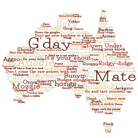 Aussie slang is as diverse as Australia itself | Links for Units of Inquiry in PYP | Scoop.it