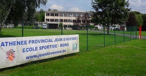 Mons: 900.000 euros de travaux pour l'athénée Jean D'Avesnes | Dialogue Hainaut | Scoop.it