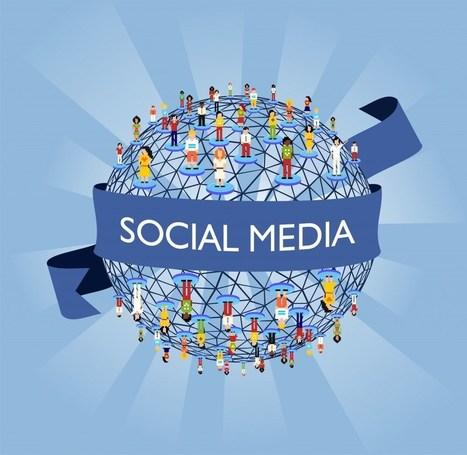 Les réseaux sociaux en France - sept 2015 | Bib & numérique | Scoop.it