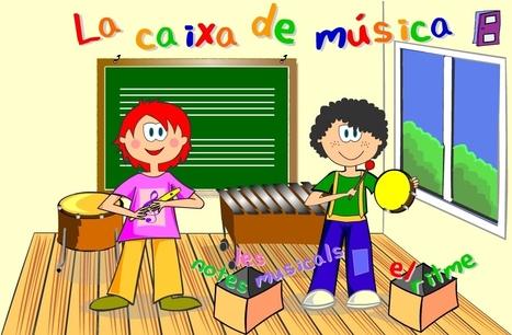La caixa de Música | RECULL DE RECURSOS MUSICALS | Scoop.it