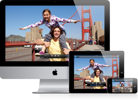 Apple (Canada) - iLife - iMovie - Read about movie trailers and more new features. | Design Tools, Web & Audio Visual | Scoop.it