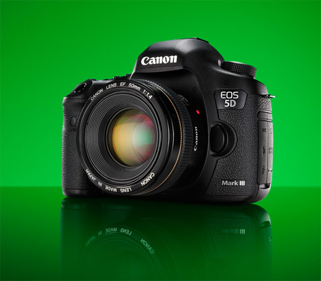 Camera Test: Canon EOS 5D Mark III DSLR #HDSLRscoop | HDSLR | Scoop.it