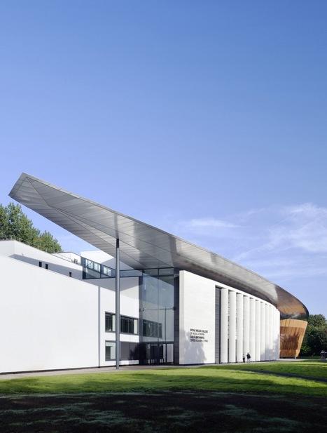 Royal Welsh College of Music & Drama / BFLS   Designalmic   Designalmic   Scoop.it