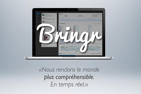 Bringr, l'outil d'analyse des conversations | Community Management | Scoop.it