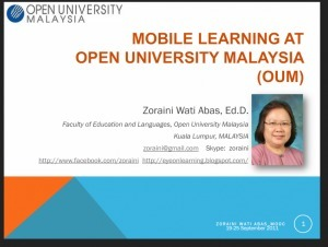 Mobile learning: A tutor in your pocket | Change11 | Scoop.it