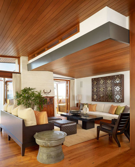 25 Gorgeous Ceiling Design Ideas for Your Home | Residential Architecture and Interior Design | Scoop.it