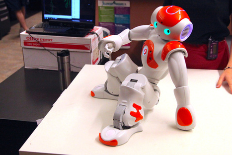 What is a robot? The answer is constantly evolving | Industry, Manufacturing, Etc... | Scoop.it