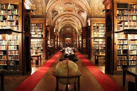 15 Incredible Libraries Around the World | Librarysoul | Scoop.it