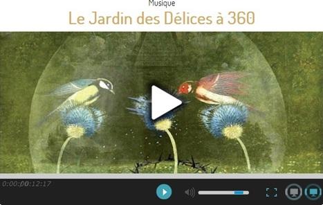 Le Jardin des Délices à 360 - Ouvrez grand vos yeux et vos oreilles (Grand Prix de création sonore en multicanal remporté par Vincent Munsch lors du concours nouvoson 2013) | Radio Hacktive (Fr-Es-En) | Scoop.it