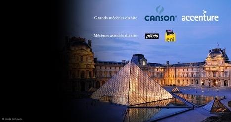 Site officiel du musée du Louvre   História de Arte   Scoop.it