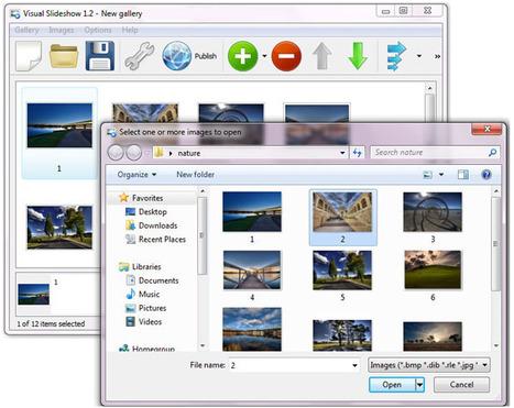 Free SlideShow Maker | Utilidades TIC para el aula | Scoop.it