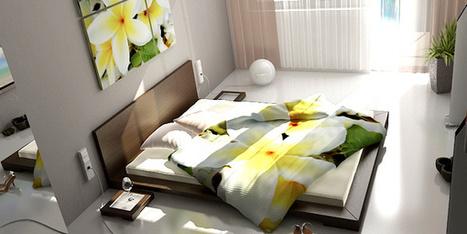Basic Interior Decorating Tips for Bedroom   Home Design Lover   Stylish Bedroom Furniturre   Scoop.it