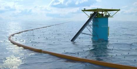 Ocean Cleanup, test en Mer du Nord - L'Equipe.fr | Ocean's news | Scoop.it