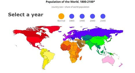 World Population: The fall of Asia and the rise of Africa | Unit 2- Population and Migration | Scoop.it