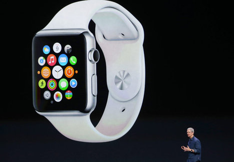 Apple Shows Off Larger iPhone 6; Unveils New Apple Watch | Family Technology | Scoop.it