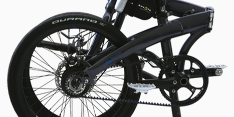 This Ultra-Foldable Commuter Bike Is Also Ultra-Spendy - Wired | Gear for Cyclists | Scoop.it