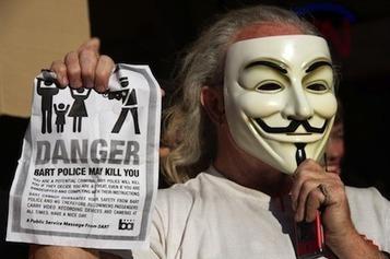 Pourquoi les pirates d'Anonymous font plus peur que ceux de la Chine - LesAffaires.com (Blog) | We Are Anonymous | Scoop.it