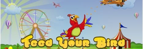 Top 5 iphone/ipad games of 1st week of April which can active your mind | Feed Your Bird | Scoop.it