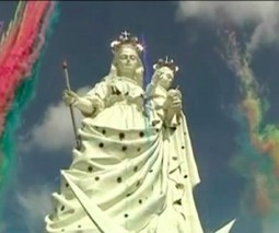 Bolivian mining town erects giant Virgin statue that rivals Rio's Christ | MINING.com | Sustain Our Earth | Scoop.it