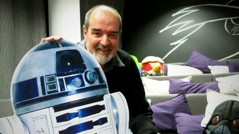 Star Wars: R2-D2 original builder Tony Dyson dies - BBC News | The Robot Times | Scoop.it