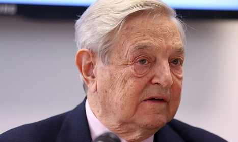 George Soros warns British EU exit would trigger foreign company exodus   txwikinger-news   Scoop.it