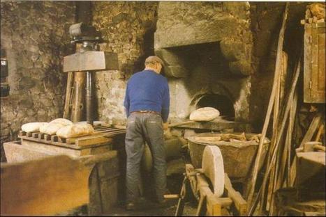 Auvergne d'autrefois: Le pain et le four | Ecrire l'histoire de sa vie ou de sa famille | Scoop.it