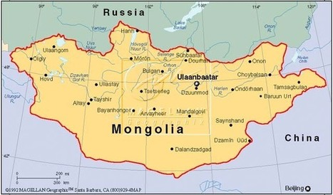 Chính's news: For Mongolia, China's too close for comfort | Mongolia Research (GEO400 project) | Scoop.it