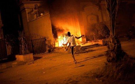 Turkey Nurtures Egypt's 'Terrorist' Muslim Brothers | Information wars | Scoop.it