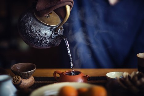 This Pot of Chinese Tea Costs More Than $10,000 | Coffee News | Scoop.it