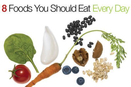 8 Foods You Should Eat Daily for Optimum Health | Top Health News | Scoop.it