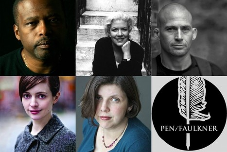 Meet the 2015 PEN/Faulkner Award for Fiction Finalists | Write on.. | Scoop.it