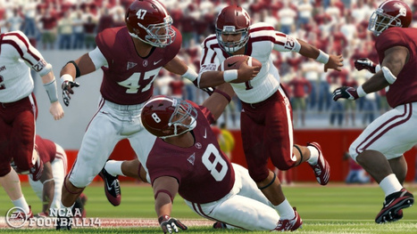 NCAA Football 14 Demo Offers Three Matchups for a New College Try | College Football Today | Scoop.it