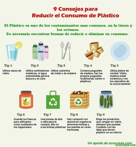 Abandonando el plástico | Ecocosas | consum sostenible | Scoop.it