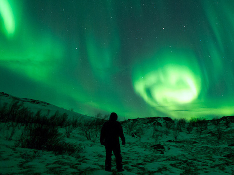 Fallout From Solar Storm: A Celestial Light Show : NPR | The Blog's Revue by OlivierSC | Scoop.it